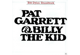 Bob Dylan - PAT GARRETT & BILLY THE KID [CD]