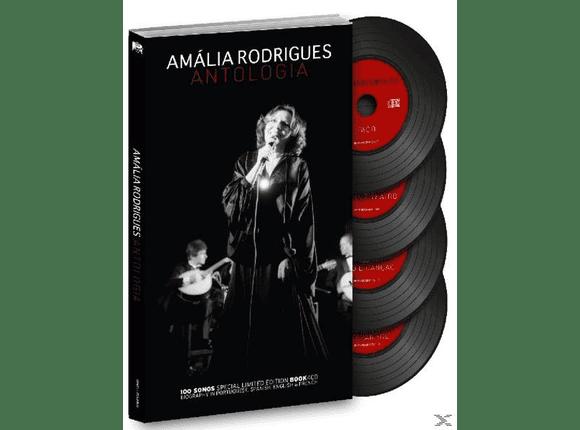 Amália Rodrigues - Antologia [CD + Buch]