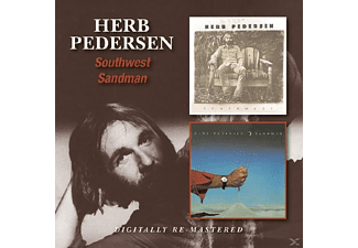 Herb Pedersen - Southwest/Sandman - (CD)