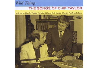 VARIOUS - Wild Thing-The Songs Of Chip Taylor - (CD)