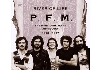 Pfm - River Of Life: Manticore Years Anthology 1973-1977 - (CD)