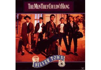 The Men They Couldn't Hang - Silver Town (Expanded + Remastered) [CD]