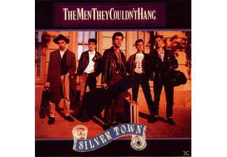 The Men They Couldn't Hang - Silver Town (Expanded + Remastered) - (CD)