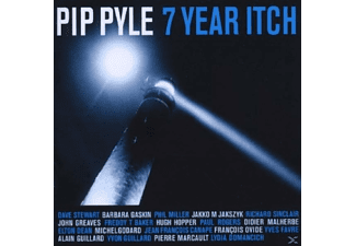 Pip Pyle - 7 Year Itch - (CD)