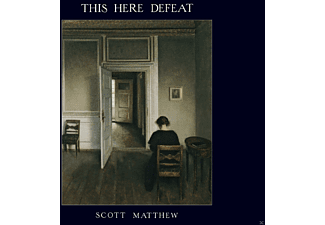 Scott Matthew - This Here Defeat [LP + Bonus-CD]