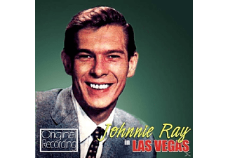 Johnnie Ray - Johnnie Ray In Las Vegas [CD]