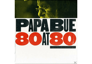 Papa Bue's Viking Jazzband - 80 At 80 - (CD)