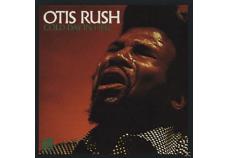 Otis Rush - Cold Day In Hell - (CD)