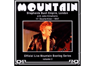 Mountain - SHEPHERDS BUSH EMPIRE 17 SEPTEMBER 1997 - (CD)