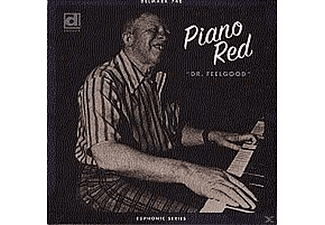 Piano Red - Dr.Feelgood - (CD)