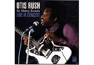 Otis Rush - So Many Roads Live - (CD)
