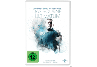Das Bourne Ultimatum - (DVD)