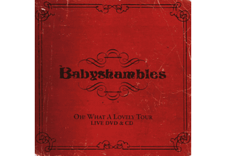 Babyshambles - Oh What A Lovely Tour - (CD + DVD)