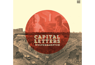 Capital Letters - Wolverhampton - (CD)