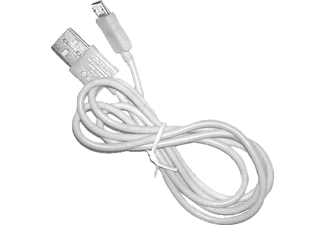 VOLTE-TEL Micro USB DEVICES USB Φορτιστής-Data 1m VCD-01 White - (5205308093838)