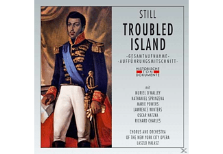 Chorus And Orchestra Of The New York City Opera - Troubled Island - (CD)