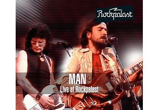 Man - Live At Rockpalast (1975) - (DVD)