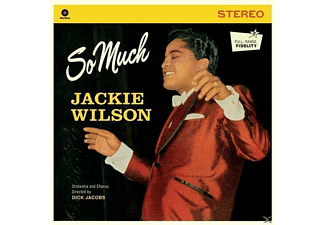 Jackie Wilson - So Much+2 Bonus Tracks (Ltd. - (Vinyl)