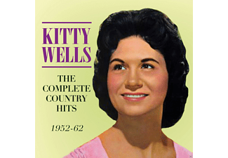 Kitty Wells - The Complete Country Hits 1952-62 - (CD)