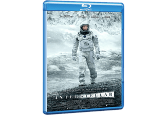 Interstellar Science Fiction Blu-ray