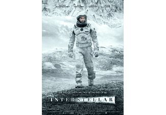Interstellar Science Fiction DVD
