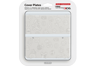 NINTENDO New 3DS Cover Plate - Super Mario Vit
