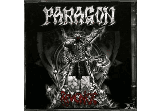Paragon - Revenge - (CD + DVD Video)