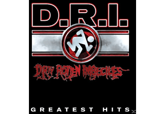 D.R.I - Greatest Hits - (Vinyl)