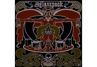 The Glasspack - Powderkeg - (CD)