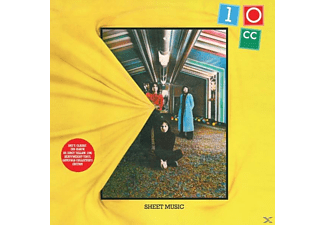 10cc - Sheet Music - (Vinyl)