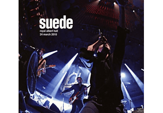 Suede - Royal Albert Hall, 24 March 2010 [CD + DVD Video]