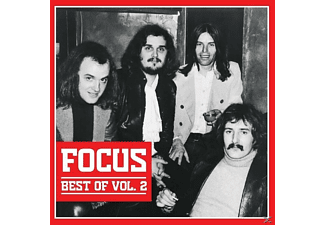Focus - Best Of Vol.2 - (CD)