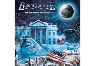 Born Of Fire - Dead Winter Sun (Ltd. Vinyl) - (Vinyl)