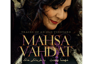 Mahsa Vahdat - Traces Of An Old Vineyard - (CD)