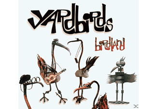 The Yardbirds - Birdland [CD]