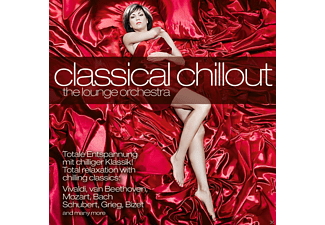 Lounge Orchestra - Classical Chillout [CD]