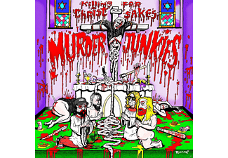 The Murder Junkies - Killing For Christ Sakes - (CD)
