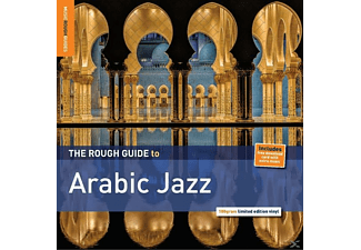 VARIOUS - Rough Guide: Arabic Jazz  (+ - (LP + Download)