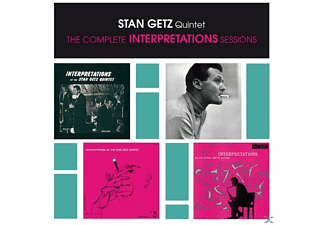 Stan Getz - The Complete Interpretations S - (CD)