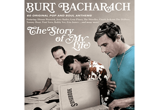 VARIOUS, Burt Bacharach - The Songs Of Burt Bacharach & [CD]
