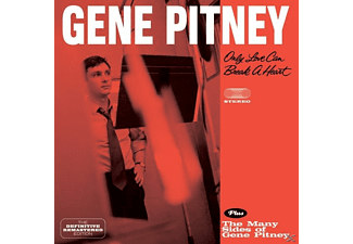 Gene Pitney - Only Love Can Break A Heart & - (CD)