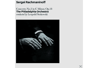 Sergei Vasilievich Rachmaninoff - Concerto 2 In C Minor, Op. - (CD)