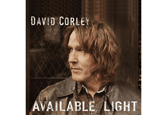 Dave Corley - Available Light - (CD)