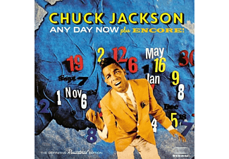 Chuck Jackson - Any Day Now & Encore!+4 Bonu [CD]