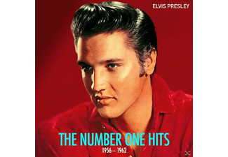 Elvis Presley - The Number One Hits (1956-1962 - (CD)