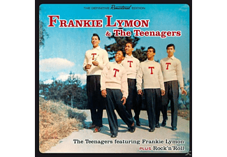 The Teenagers, Frankie Lymon - The Teenagers Featuring Franki - (CD)