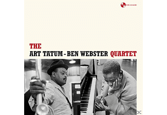 TATUM,ART & Webster, Ben - Quartet+1 Bonus Track (Ltd. - (Vinyl)