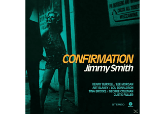Jimmy Smith - Confirmation+1 Bonus Tracks [Vinyl]