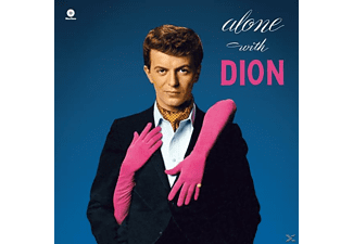 Dion - Alone With Dion+2 Bonus Tra - (Vinyl)