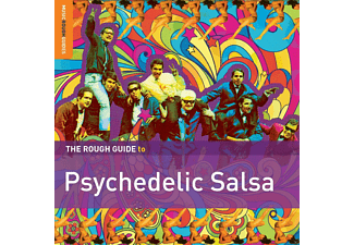 VARIOUS - Rough Guide: Psychedelic Salsa [CD]